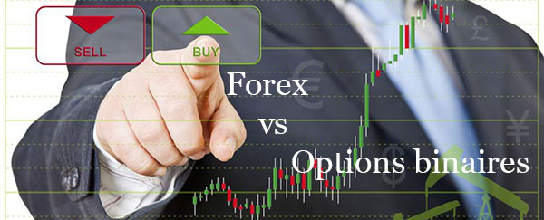 option binaire vs forex